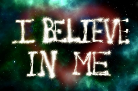I believe in me_public domain