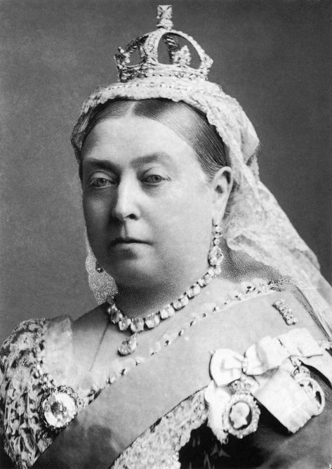Queen Victoria_public domain